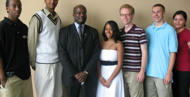 General Assembly Scholarship Winners