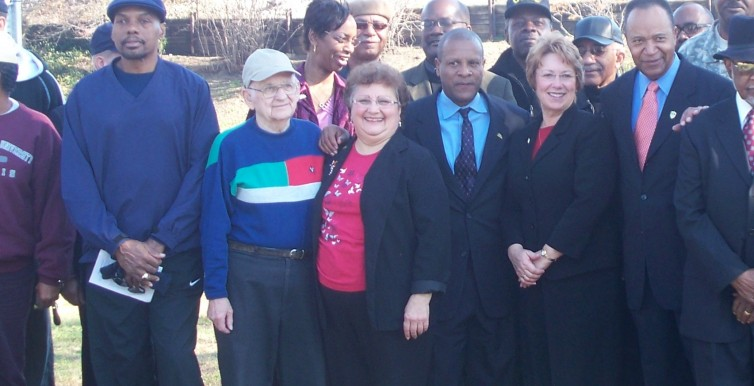 Hazel Crest Veteran's Day Event