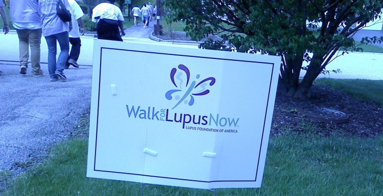 Lupus Walk 2010 - Olympia Fields