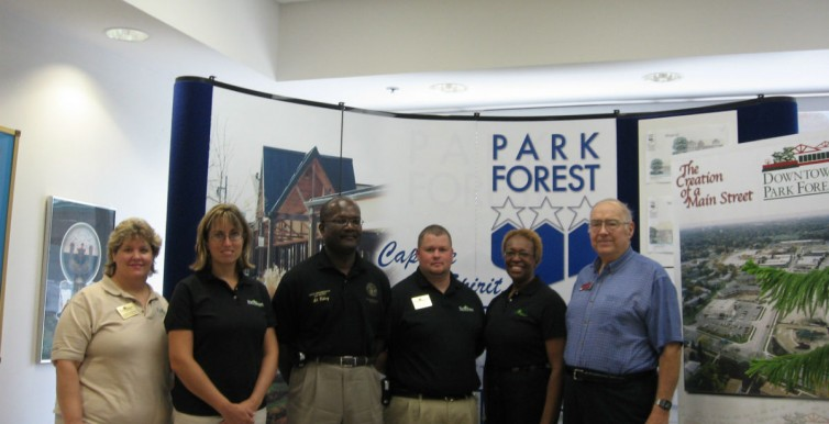 Park Forest Elected Officials and Staff