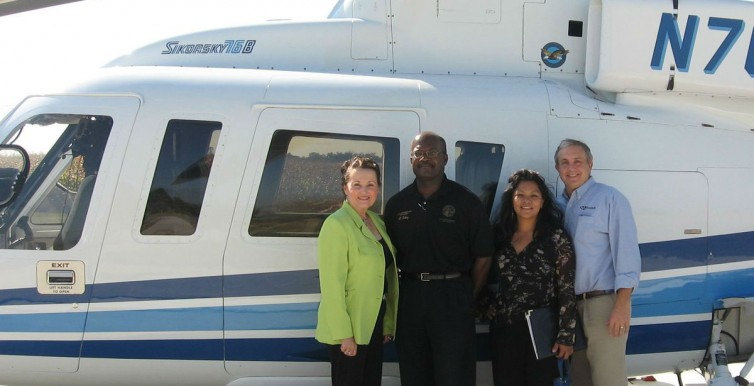 South Suburban Airport Tour with IDOT