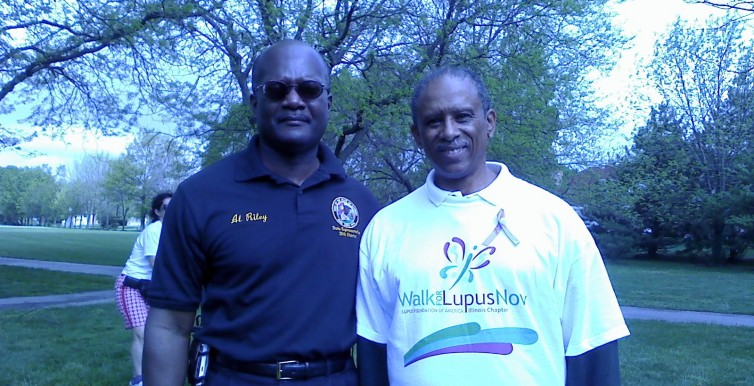 Walk Lupus Now - Olympia Fields