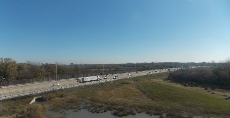 Interstate 294 - Top of Ramp