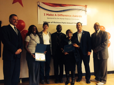 Richton Park Volunteer Event Award