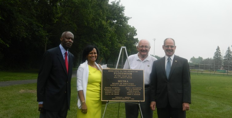 Flossmoor Mayor and Trustees